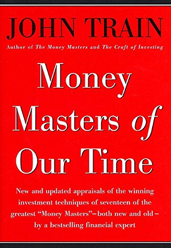 9780887307911: Money Masters of Our Time