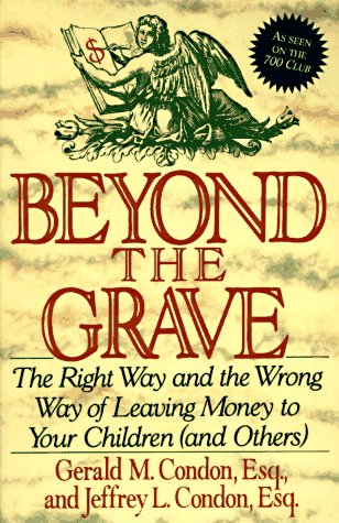 9780887307973: Beyond the Grave (And Other)