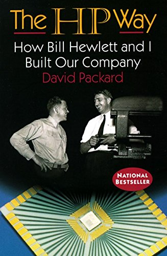 9780887308178: The Hp Way: How Bill Hewlett and I Built Our Company