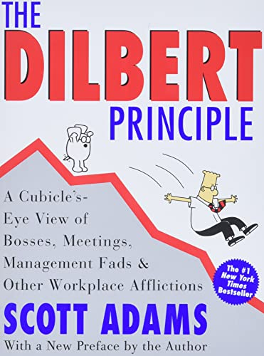 9780887308581: The Dilbert Principle: A Cubicle'S-Eye View of Bosses, Meetings, Management Fads & Other Workplace Afflictions