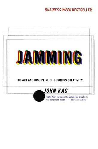 9780887308642: Jamming: The Art and Discipline of Business Creativity