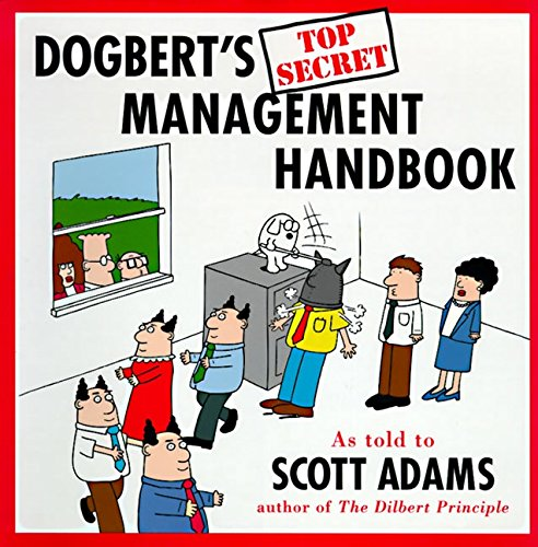 9780887308819: Dogbert's Top Secret Management Handbook