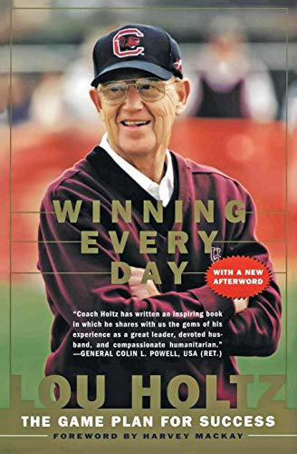 9780887309533: Winning Every Day: The Game Plan for Success