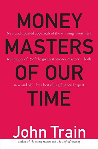9780887309700: Money Masters of Our Time