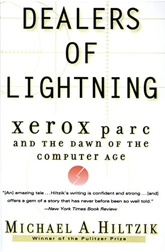 9780887309892: Dealers of Lightning: Xerox PARC and the Dawn of the Computer Age