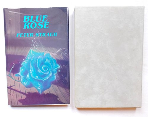 9780887330056: Blue Rose, Limited Numbered Signed Edition
