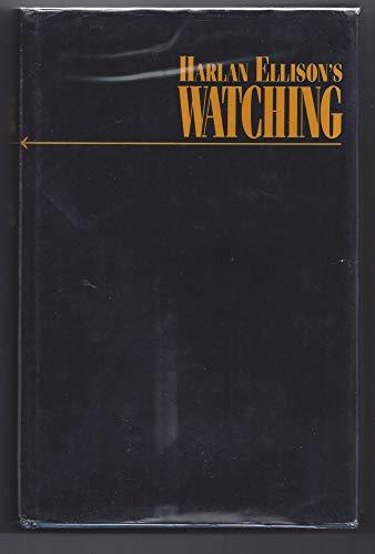 9780887330674: Harlan Ellison's Watching