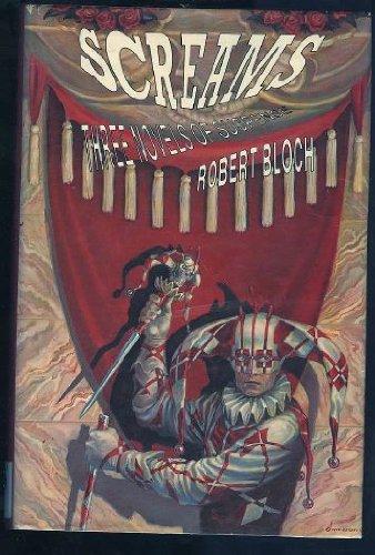 9780887330803: Screams: Three Novels of Suspense: The Will to Kill/Firebug/the Star Stalker