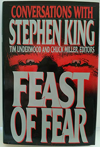 FEAST OF FEAR: King, Stephen