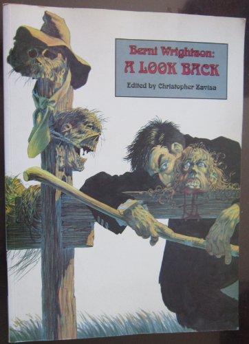 9780887331282: Berni Wrightson: A Look Back