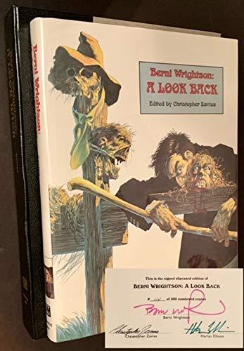 9780887331299: Berni Wrightson: A Look Back