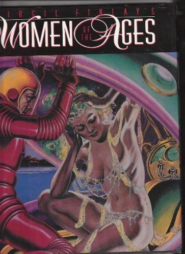 9780887331367: Virgil Finlay's Women of the Ages