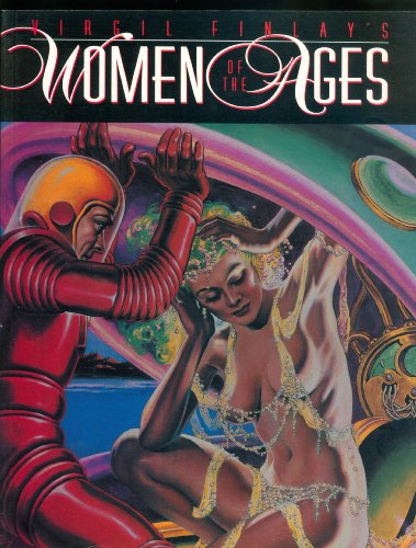 9780887331374: Virgil Finlay's Women of the Ages