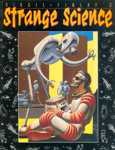 Virgil Finlay's Strange Science (0887331548) by Virgil Finlay