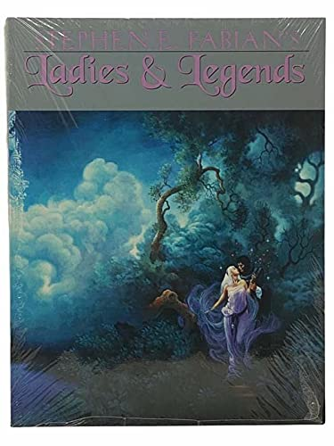 9780887331671: Stephen E. Fabian's Ladies & Legends