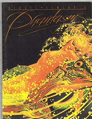 Virgil Finlay's Phantasms (0887331726) by Virgil Finlay