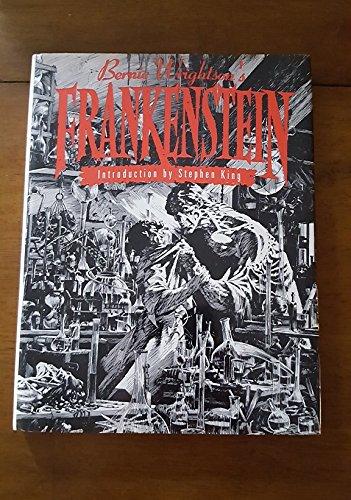 9780887331947: Bernie Wrightson's Frankenstein: Or the Modern Prometheus