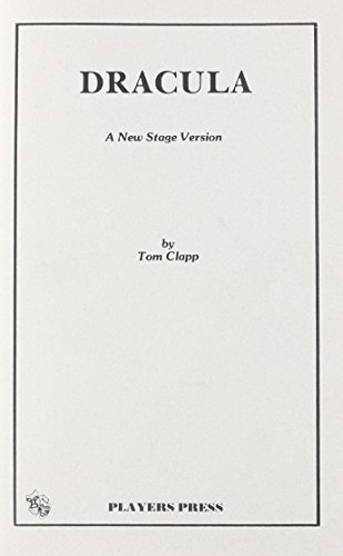 9780887342028: Dracula: A New Stage Version