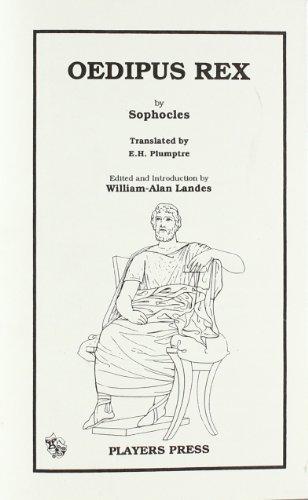 9780887342516: Oedipus Rex