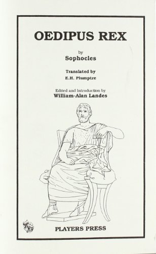 an overview of oedipus rex a play by sophocles Oedipus rex (oedipus the king) study guide contains a biography of sophocles, literature essays, quiz questions, major themes, characters, and a full summary and analysis.