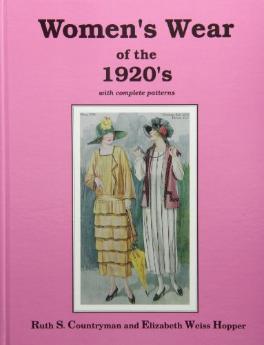9780887346545: Women's Wear of the 1920's: With Complete Patterns