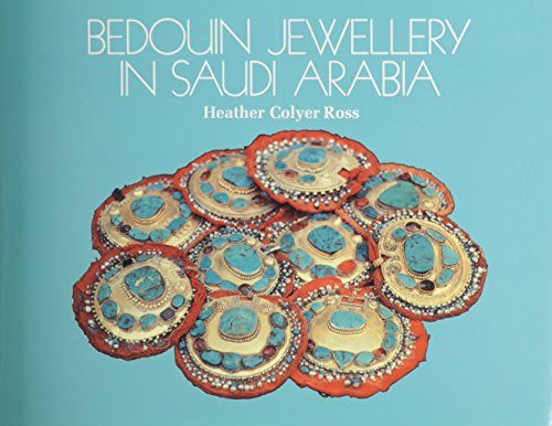 9780887346552: Bedouin Jewellery in Saudi Arabia