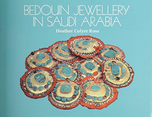 9780887346552: Bedouin Jewellery in Saudi Arabia