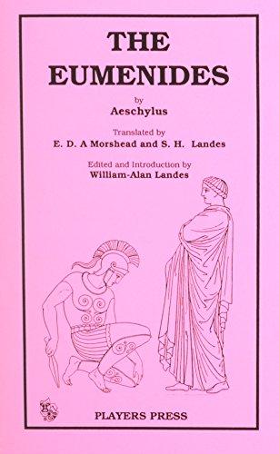 9780887348105: The Eumenides
