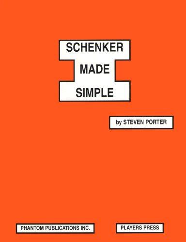 9780887349423: Schenker Made Simple