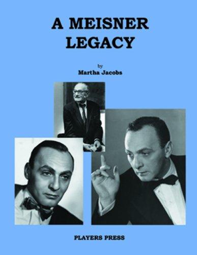 9780887349829: A Meisner Legacy
