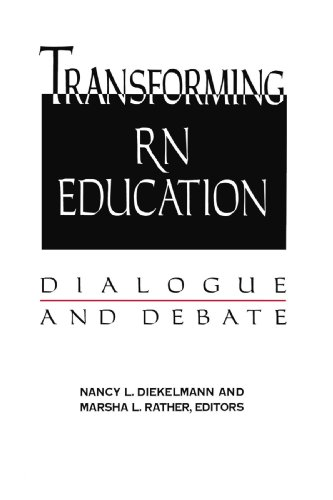 9780887375736: Transforming Rn Education: Dialogue and Debate (National League for Nursing Series (All Nln Titles)