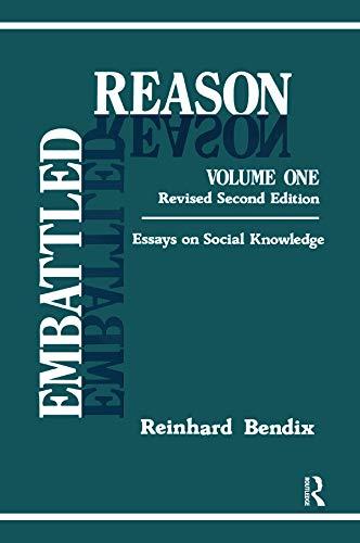 9780887381102: Embattled Reason: Volume 1, Essays on Social Knowledge