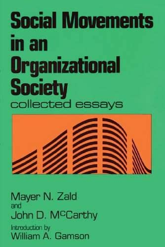 9780887381195: Social Movements in an Organizational Society: Collected Essays
