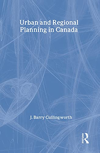 9780887381355: Urban and Regional Planning in Canada