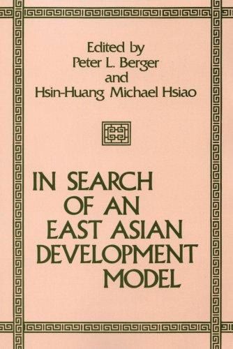 9780887381492: In Search of an East Asian Development Model