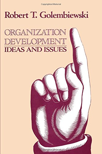 9780887382451: Organization Development: Ideas and Issues