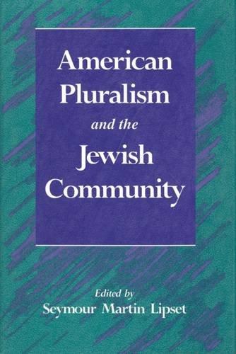 9780887382864: American Pluralism and the Jewish Community