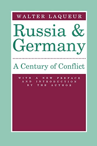 9780887383496: Russia and Germany: Century of Conflict
