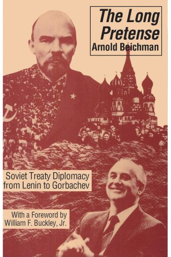 9780887383601: The Long Pretense: Soviet Treaty Diplomacy from Lenin to Gorbachev (American Land and Life)