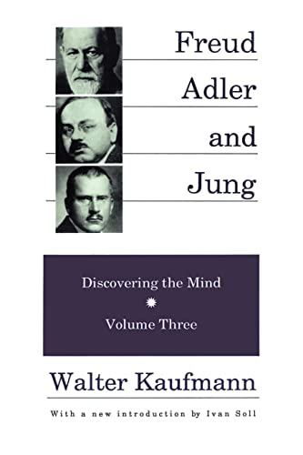 9780887383953: Freud, Adler, and Jung: Discovering the Mind: 003