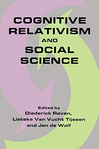9780887384257: Cognitive Relativism and Social Science