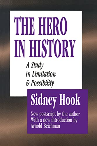 9780887384288: The Hero in History: A Study in Limitation and Possibility