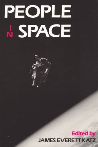 "PEOPLE IN SPACE. Policy Perspectives for a ""Star Wars"" Century. Foreword by Hans Mark."