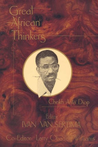 9780887386800: Great African Thinkers: Cheikh Anta Diop: 001