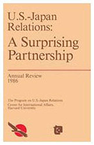 United States-Japan Relations: A Surprising Partnership -