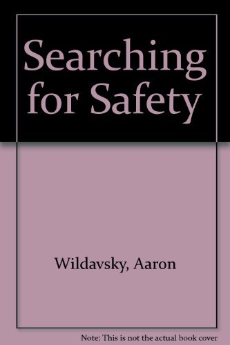 9780887387142: Searching for Safety