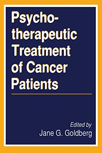 9780887388293: Psychotherapeutic Treatment of Cancer Patients