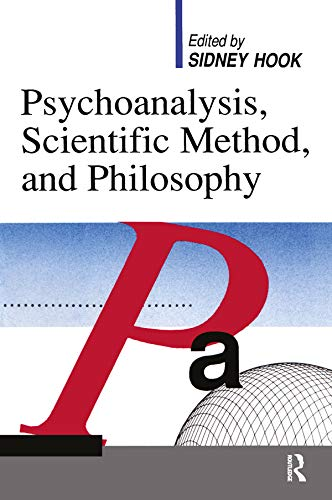 9780887388347: Psychoanalysis, Scientific Method and Philosophy