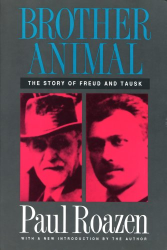 9780887388514: Brother Animal: The Story of Freud and Tausk
