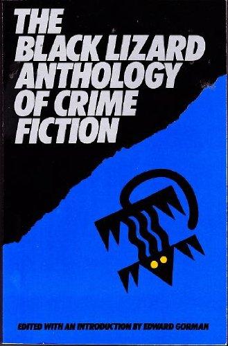 9780887390395: The Black Lizard Anthology of Crime Fiction